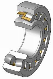 Spherical roller bearing