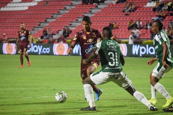 ¡Duro golpe! DEPORTES TOLIMA no pudo ante Cali y puso fin a su sueño en la Copa Águila 2019