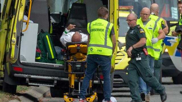 Dua WNI Terluka Tembak dalam Teror di Masjid Christchurch