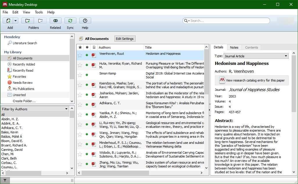 Cara Menggunakan Mendeley Bagi Pemula Untuk Sitasi Jurnal Ripzew Website Seputar Teknologi