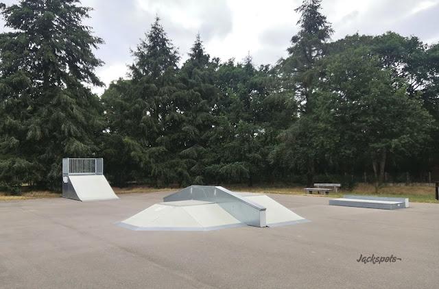 skatepark bray saint aignan