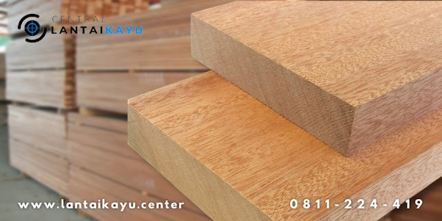 karakteristik kayu meranti