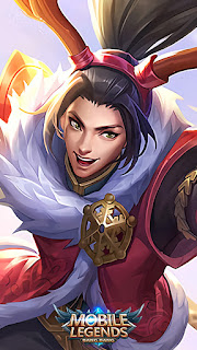 Zilong Christmas Carnival Heroes Fighter Assassin of Skins V1