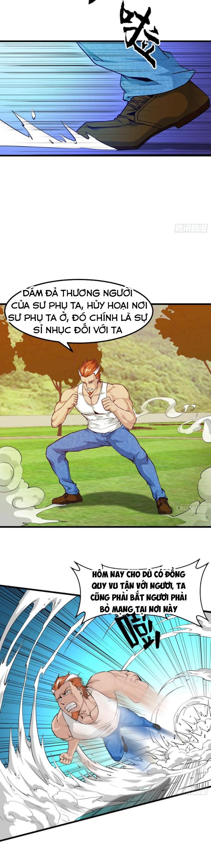 Ta Chẳng Qua Là Một Đại La Kim Tiên Chapter 89 - Trang 13