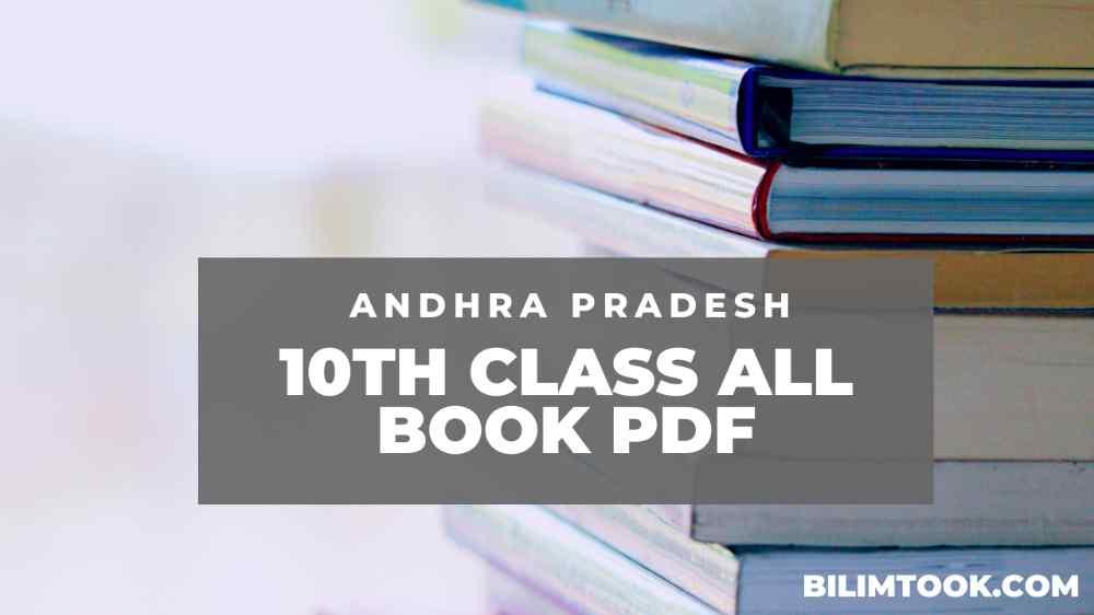 AP Scert 10th Class All SSC Textbooks PDF Download