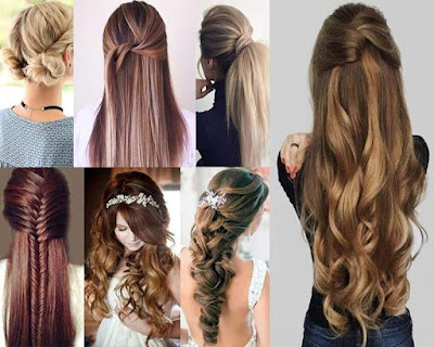 صور شعر بنات، خلفيات شعر بنات كيوت