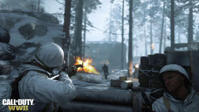 تحميل و تثبيت Call of Duty: WWII