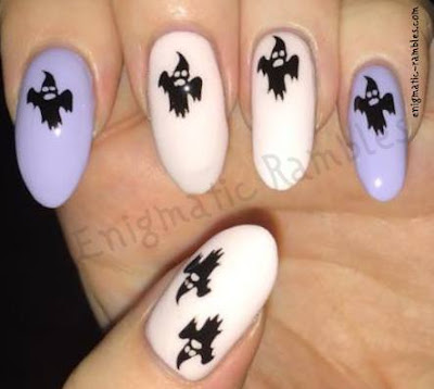 halloween-ghost-ghosts-nails-nail-art