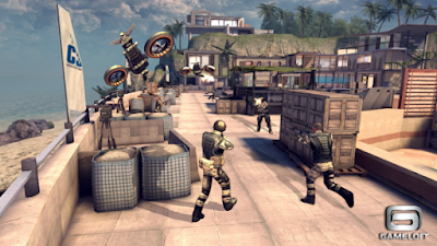 Download Modern Combat 4: Zero Hour Mod Unlimited Money Apk + Data Terbaru