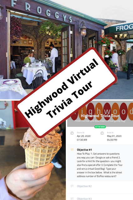 Highwood Illinois Virtual Trivia Tour