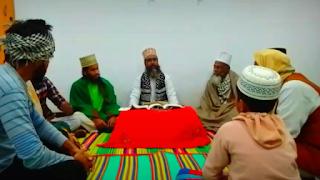 Manqabat-E Anwarul Mashayekh By Maulana Gulam Muhiuddin Margub Ashrafi