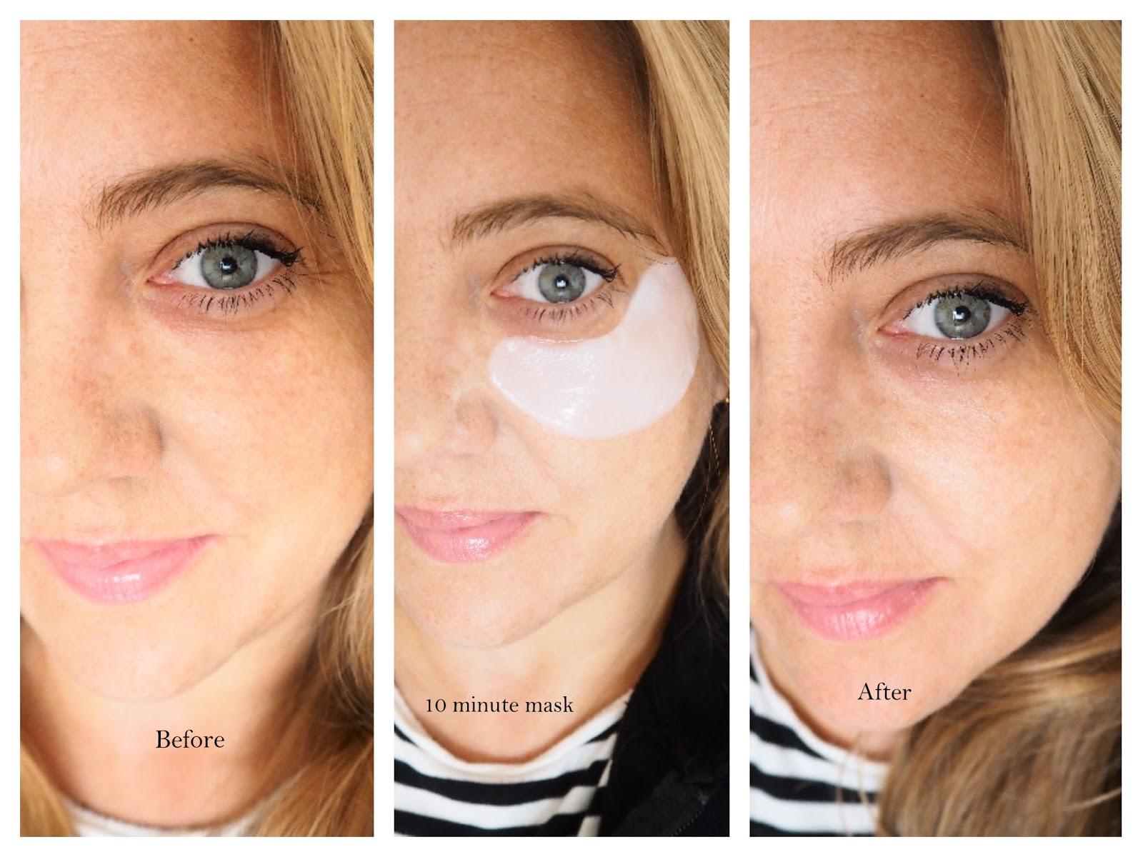 Lancome eye mask