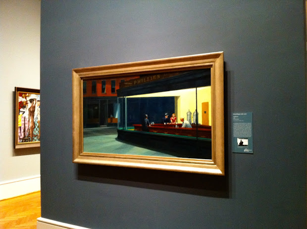 Pops Today Nighthawks Edward Hopper Art
