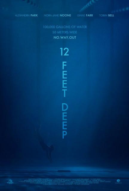 12 Feet Deep poster