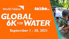 Global 6k For Water REGISTER NOW!