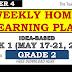 WEEK 1 GRADE 2 Weekly Home Learning Plan Q4