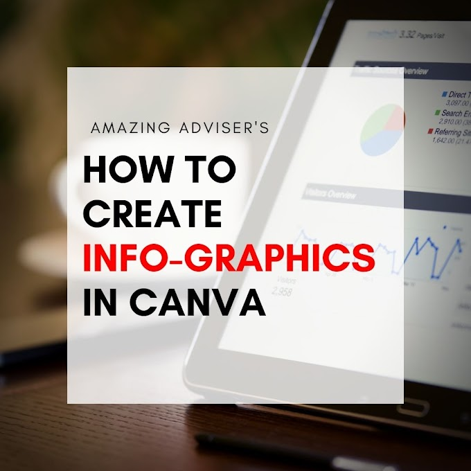 How To Create Infographics in Canva ( Step by Step )