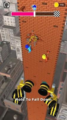 Bricky Fall