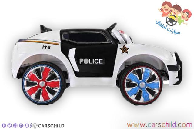 سيارات شرطة الاطفال صغيرة