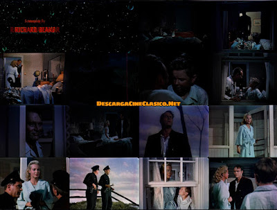 Los invasores de Marte (1953) Invaders From Mars - Capturas