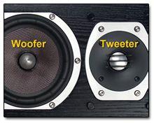 Woofer y Tweeter en Amplificadores de Guitarra Acústica