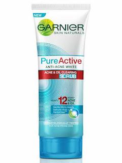 Garnier Pure Active Anti-Acne untuk kulit jerawat