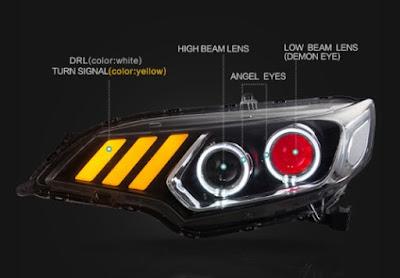 Daftar Harga Lampu Eagle Eyes Mobil Terbaru