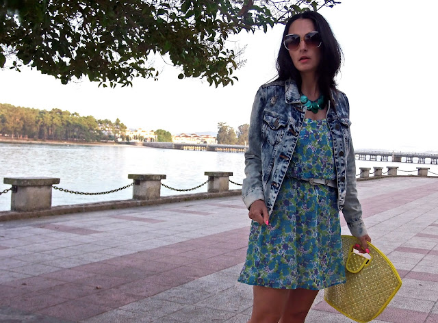fashion, moda, look, outfit, walking, penny, lane, blog, trendy, cool, street, style, casual, romantic, summer, dress, vestido