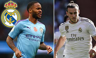 Real Madrid Ready to Offer Bale Plus Cash For Raheem Sterling