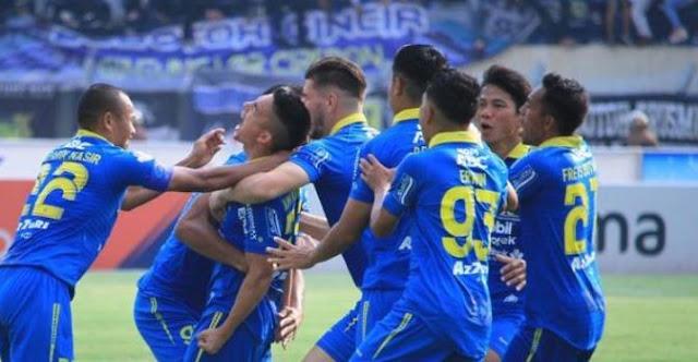 Persib Bandung Tanpa 7 Pemain Inti di Asia Challenge Cup 2020