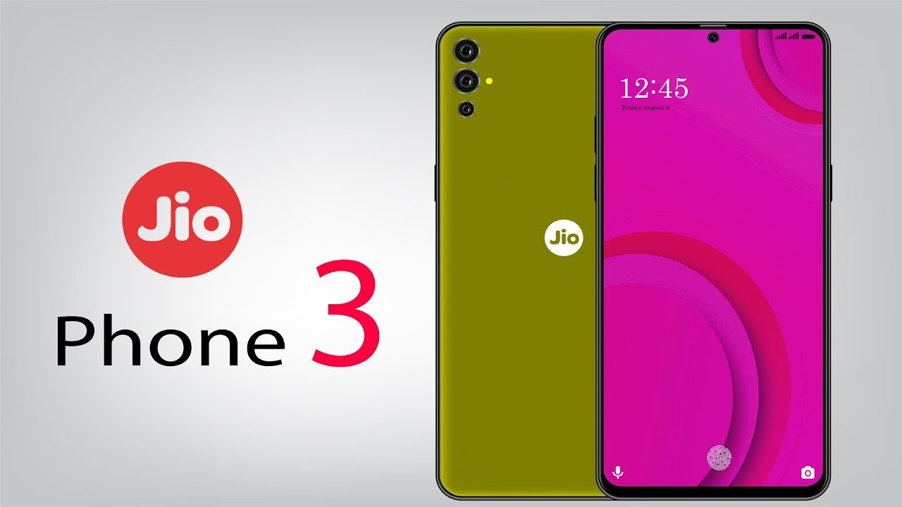 Jio Phone 3 Launch: Expected Price Features, Today Booking