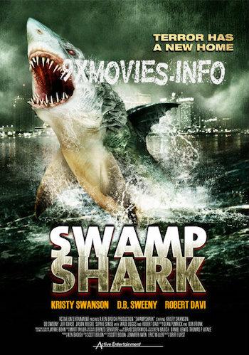 Swamp Shark 2011 Dual Audio Hindi Bluray Movie Download