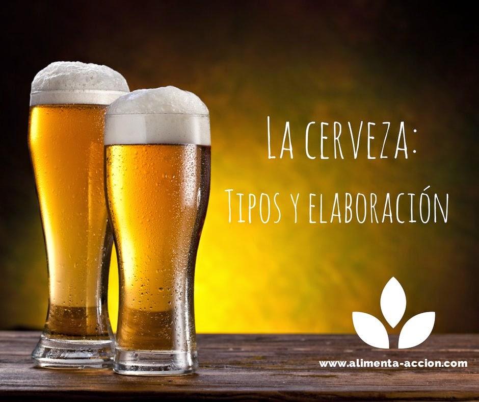cerveza, elaboración cerveza, proceso productivo, industria alimentaria, ale, lager, lúpulo, malta