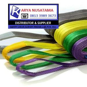 Jual Webbing Sling Belt Polyster 1 Ton di Padang