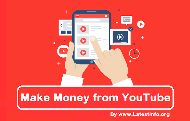 How to make money from YouTube? Complete Information!