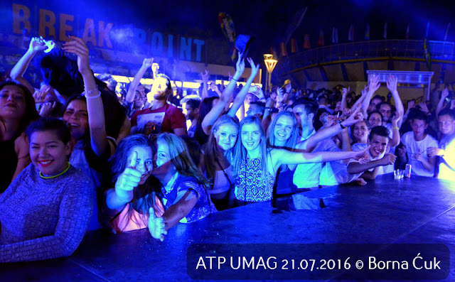 Jedan radni dan na Konzum Croatia Open ATP @ Umag, 21.07.2016