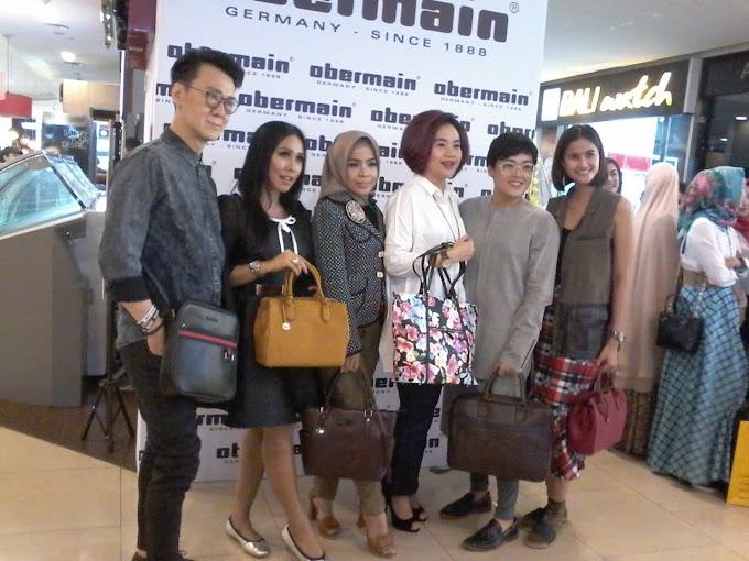 Grand Opening Toko Terbaru Obermain di  Mall Paragon Semarang