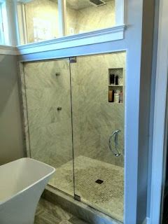 Frameless Shower MN