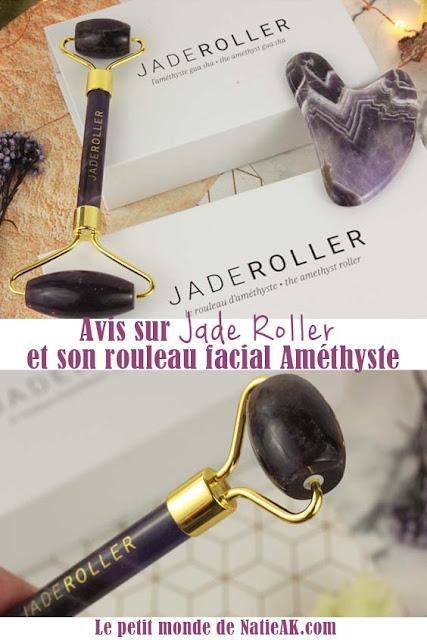 Jade roller : le rouleau en améthyste avis