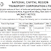Post of Dy. Manager Legal at NCRTC, New Delhi - last date 03-02-2020