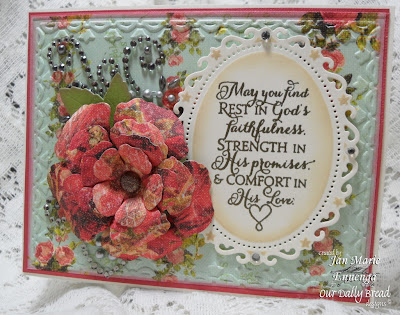 Our Daily Bread Designs, Sentiments Collection