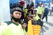 FBR Gardu 0322 Gerbang Barat, Ikut Peduli Korban Kebakaran di Duri Selatan