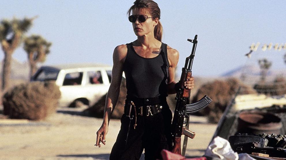 Sarah Connor es el personaje femenino más fascinante de la historia del cine