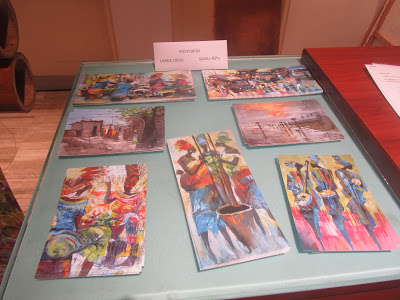 10th Anniversary: Boabad Opens Art Exhibition At Accra City Hotel