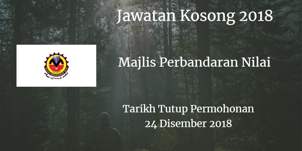 Jawatan Kosong MPN 24 Disember 2018
