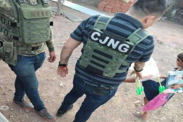 Sicarios de El CJNG a nombre de El Mencho entraron y sacaron a Cárteles Unidos de El Aguaje, Michoacán y conviven con pobladores