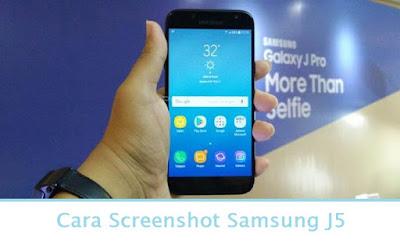 Cara Screenshot Samsung J5 (Termudah.com)