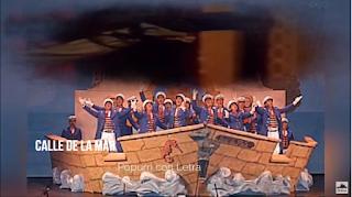 """⛵Popurri con LETRA 🚢Comparsa """"Calle de la Mar"""" de Antonio Martínez Ares (2003)🛳️🛥️"""