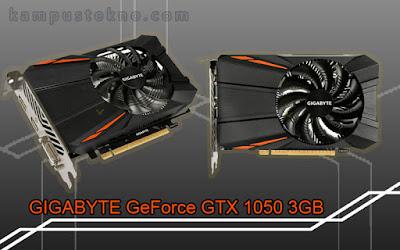 Review Harga Spesifikasi VGA GeForce GTX 1050 Ti dan GTX 1050