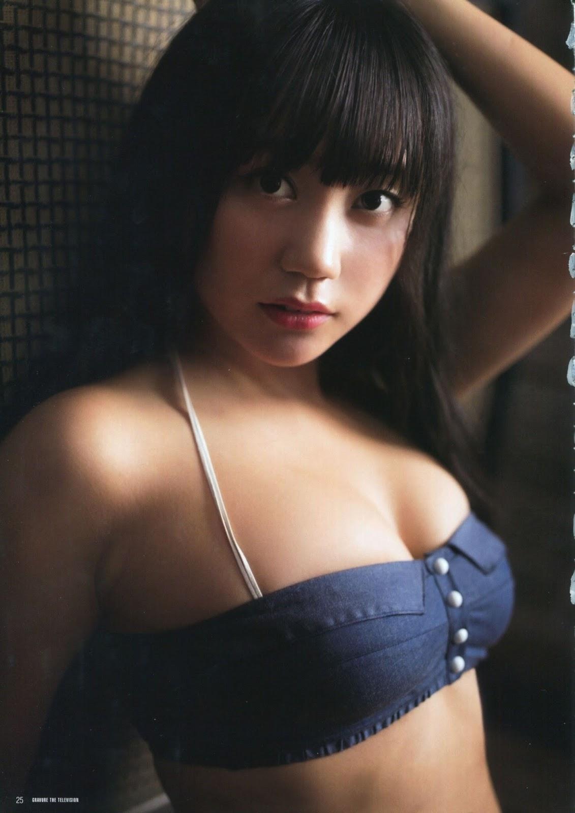 Yabushita Shu 薮下柊, Gravure The Television 2017 Vol.48 (G(グラビア)ザテレビジョン) Vol.84)